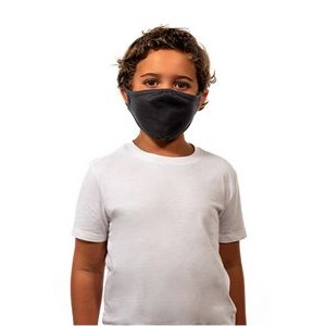 Next Level Apparel Youth Eco Face Mask